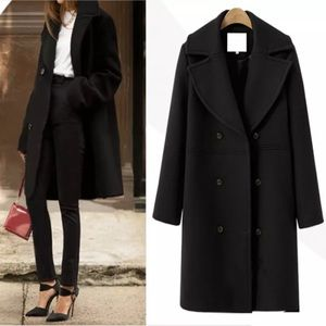 🍀SALE- Last 1🍀Women's winter coat in black